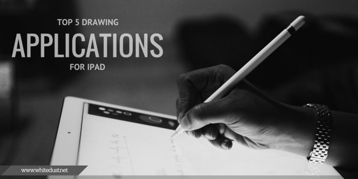 Top 5 drawing apps for Ipad