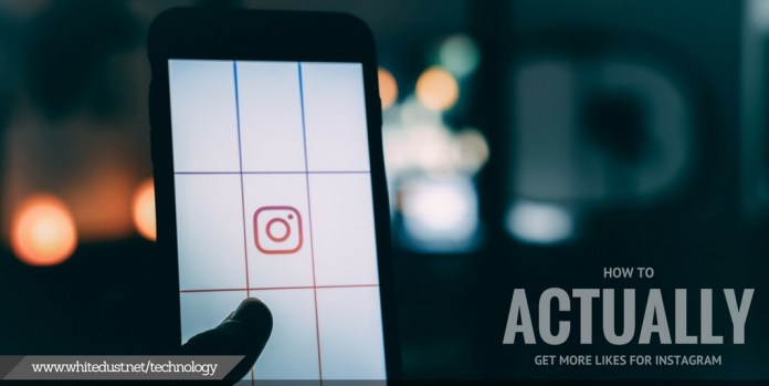 How to actually get more Likes for Instagram