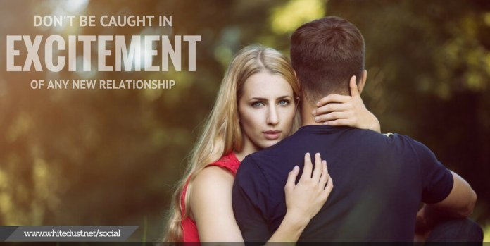 what to do first in relationship