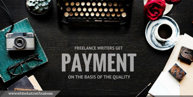 how much a freelancer writer get paid