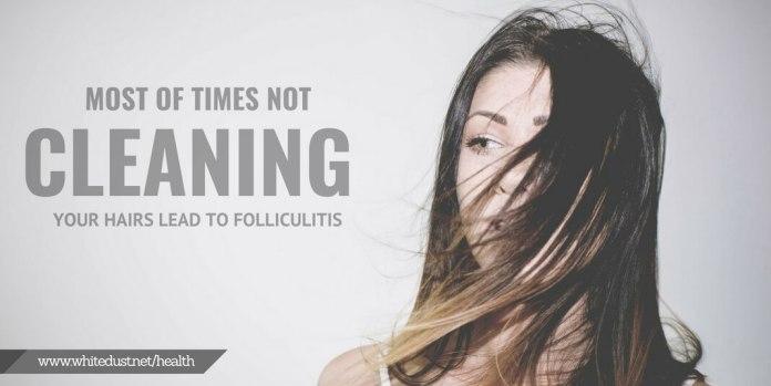 tips to reduce FOLLICULITIS