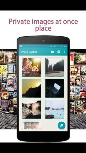 Photo Locker screenshot