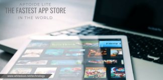 APTOIDE LITE-THE FASTEST APP STORE IN THE WORLD