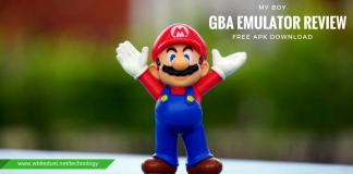 MY BOY! GBA EMULATOR REVIEW AND FREE APK DOWNLOAD