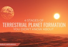 4 stages of terrestrial planet formation you didn't know about