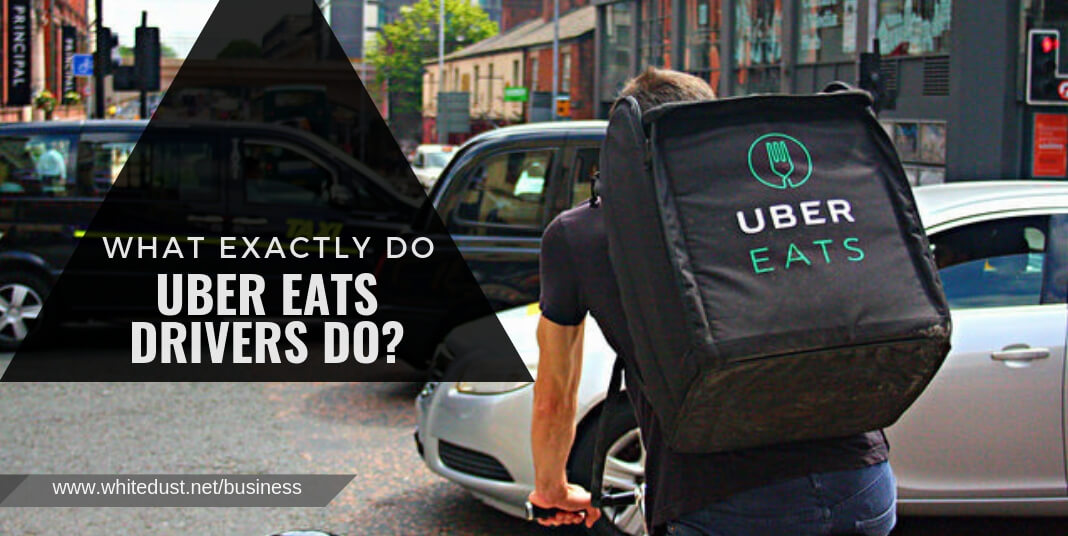 When Do Uber Drivers Get Paid >> HOW UBER EATS DRIVERS GET PAID (2018) | WHITEDUST