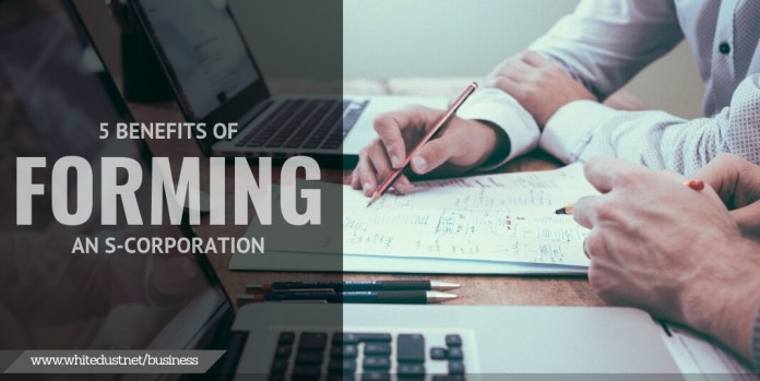 5 Benefits of Forming an S-Corporation