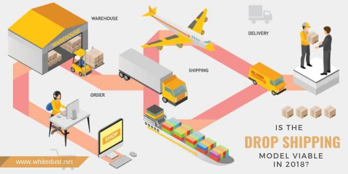 IS THE DROP SHIPPING MODEL STILL VIABLE IN 2018?