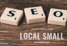 Tips to Handle Your Local Small Business SEO
