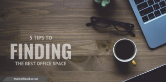 5 Tips to Finding the Best Office Space