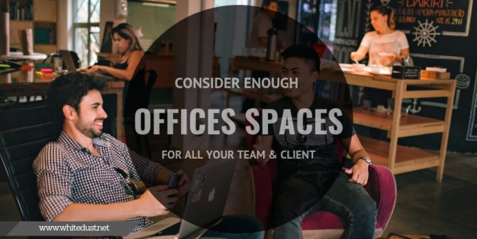 things to consider before getting work spaces