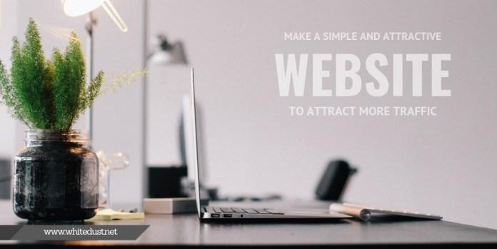 building websites for online business