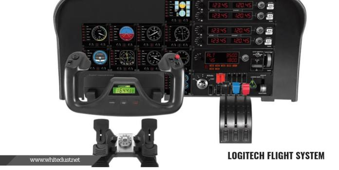 Logitech Flight System