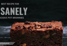 Best Recipe for Insanely Delicious Pot Brownies