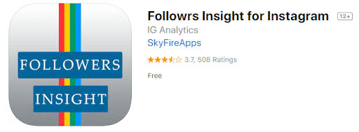 Followers Insights for Instagram