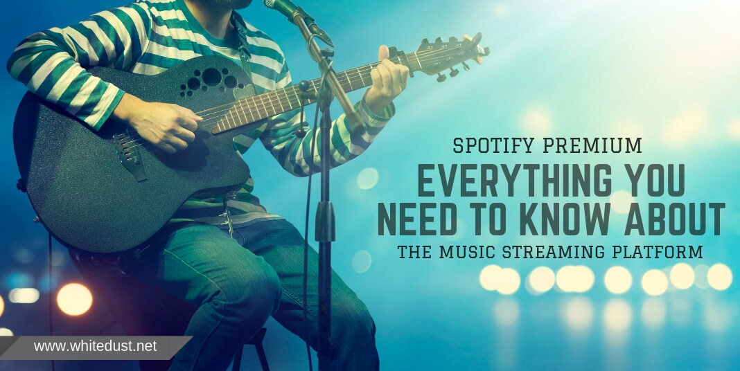 Everything you ever wanted to know about Spotify | WHITEDUST