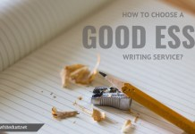 How to Choose a Good Essay Writing Service?