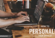 How To Personalize Your Emails?
