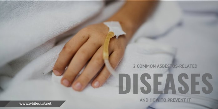 2 Common Asbestos-Related Diseases and the Signs that You Should be Mindful Of