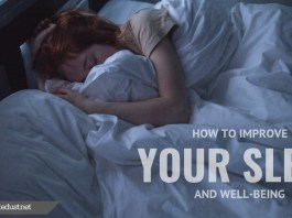 How to Improve your Sleep and Well-Being