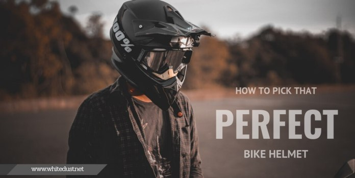 How to pick that perfect bike helmet