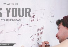 What To Do As Your Startup Grows