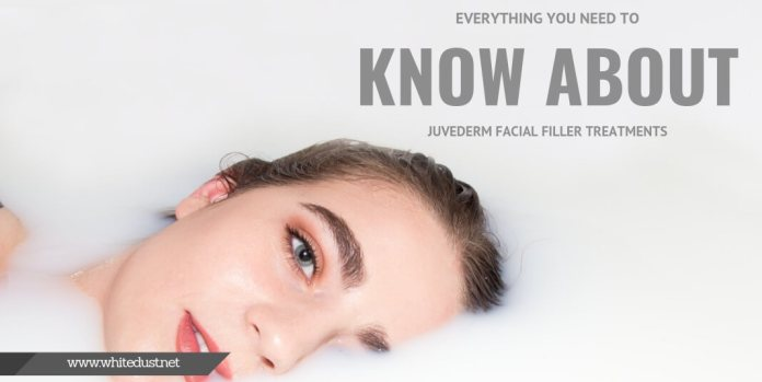 Everything You Need To Know About Juvederm Facial Filler Treatments