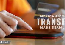 Mexican money transfer made seamless