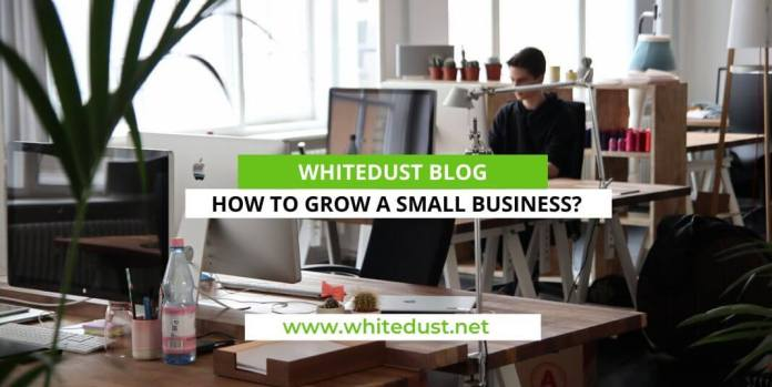How to grow a small business?