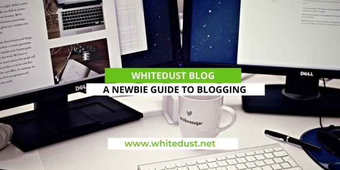 A newbie guide to blogging