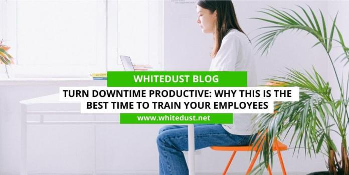 Turn Downtime Productive: Why This Is The Best Time To Train Your Employees