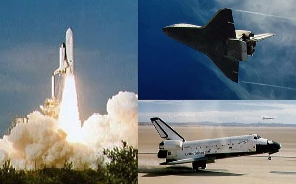 First Reusable Spaceship - White Eagle Aerospace