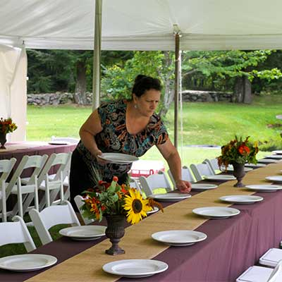 NH farm dinners tours