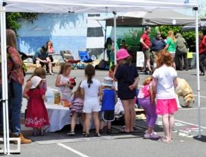 Kittery Community Market Children's Table