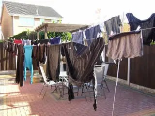 8Kg of laundry on line