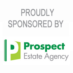 Proudly Sponsored by Prospect Estate Agency