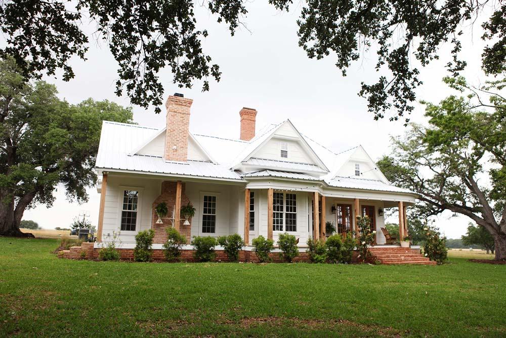the farmhouse, Chip & Joanna Gaines