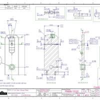 Wobbler Engine Main Support