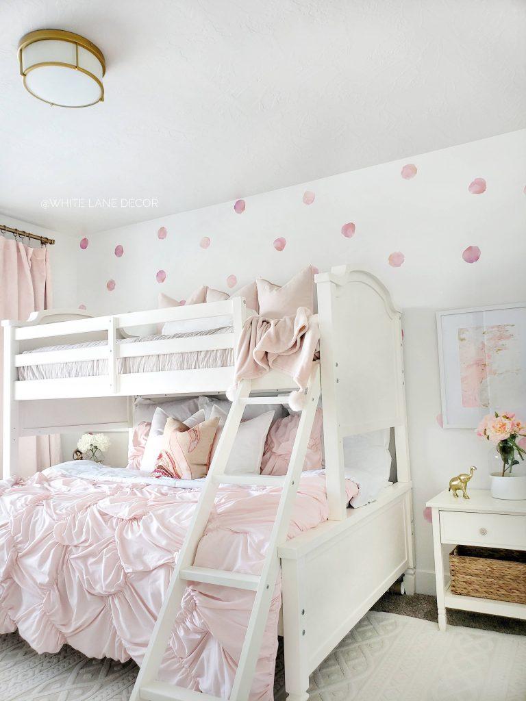 Dorel Living Bunk Beds White Lane Decor
