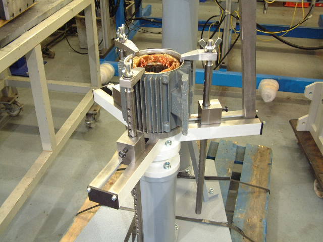 Whscc 01 Stator Coil Cut Off Machine