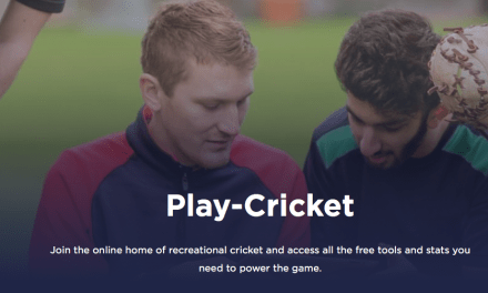 Register for Play-cricket and win WVCC a wet weather kit