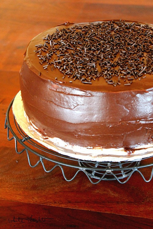 Four-Layer Chocolate Cake 1