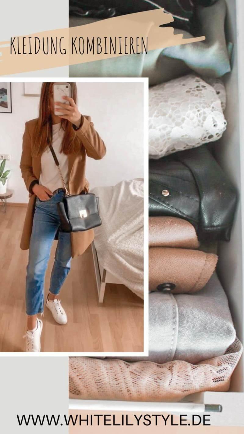 Wie du immer weißt was du anziehen sollst! 4.Kombinieren