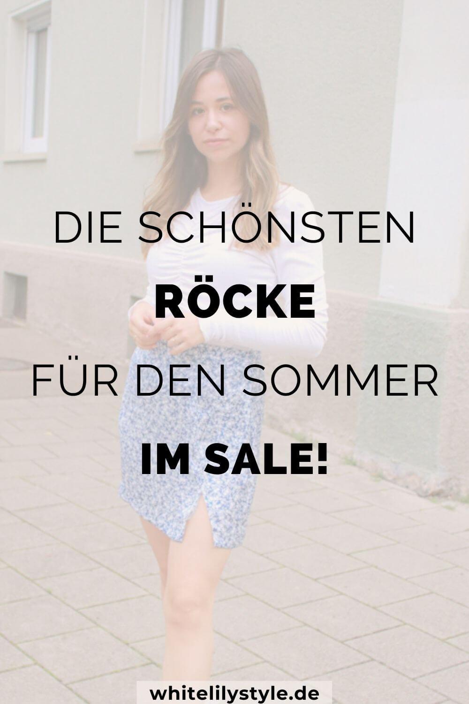 Schnapp dir jetzt die schönsten Röcke für den Sommer im Sale!