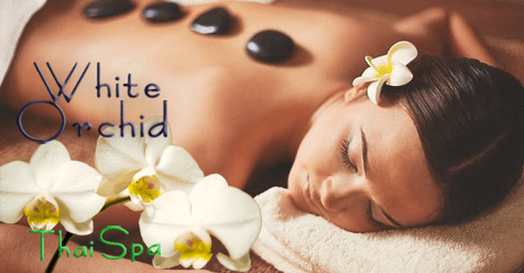 Feel More Energized, Try Hot Stone massage – White Orchid Thai Massage SCV