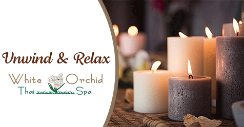 White Orchid Thai Spa | Unwind & Relax