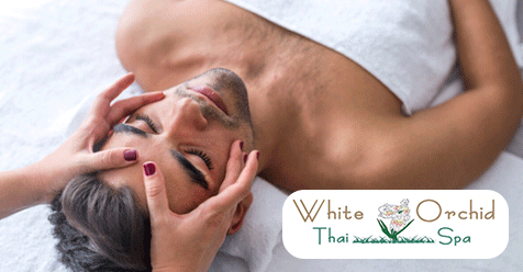 Book your Appointment Today!   White Orchid Thai Spa