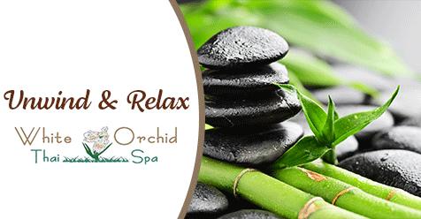 5 Star Thai Massage In SCV | White Orchid Thai Spa