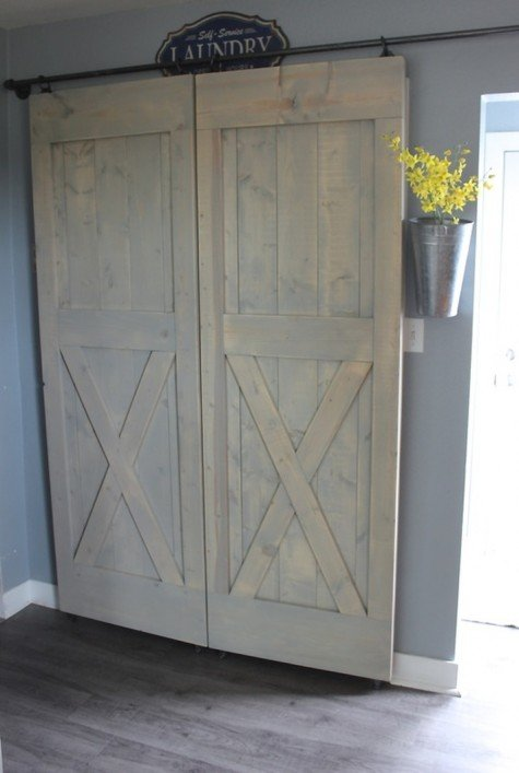 Okay Guys, Read This Post On How To Make The Easiest Sliding Barn Door  Hardware. Itu0027s Not Only Easy, But Super Cheap. I Made Up A Shopping List  For You ...