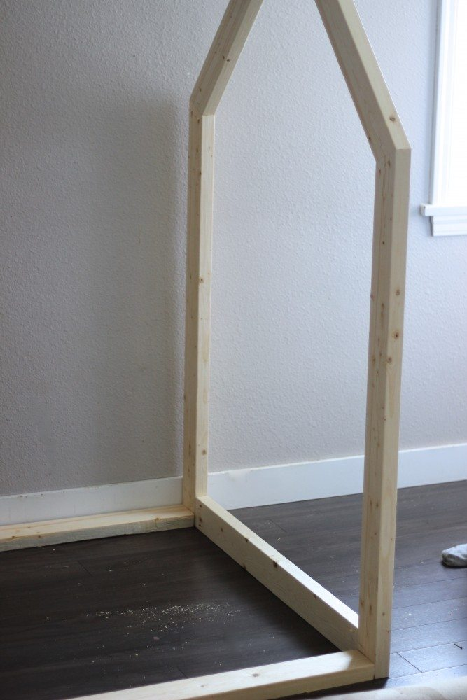Built a House Bed, Bed Plans, Tutorial For Bunkbeds